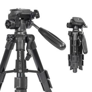 ZOMEi Q100 Portable Table Travel Tripod Compact For Sony Nikon Canon DSLR Camera