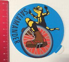 Aufkleber/Sticker: Salamander (03051666)
