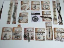Susan Lenart Kasmer Lot - Pendants,Charms, and More (Industrial Chic) New