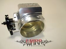 102mm Throttle Body - Alum.- No Vent Tube - LS1 LS2 LS3 LSX - WARR Performance