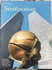 1978 SMITHSONIAN MAGAZINE WORLD TRADE CENTER TWIN TOWERS