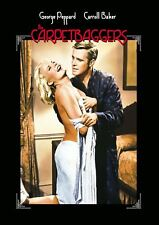 The Carpetbaggers - DVD 1964 George Peppard Alan Ladd Carroll Baker (MOD DVD-R)