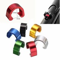10pcs BIKE BICYCLE C-CLIPS HOSE BUCKLE BRAKE GEAR CABLE HOUSING GUIDE MTB