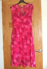 M&S Per Una Speziale Floral Lace Occasion Mother of the Bride Dress 14 NWT £129