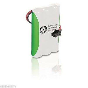 Philips SJB5191H/37 Rechargeable Phone Battery 3.6v 800mah Uniden Panasonic NEW