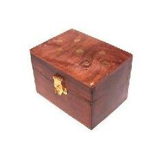 Aromatherapy Storage Box - holds 6x 10ml bottles