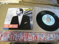 3 Pete Townshend Promo 45s Of the Who 45 Record Face To Face Face Dances pt 2
