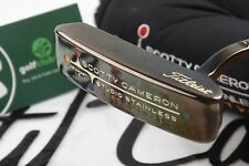 SCOTTY CAMERON NEWPORT 1.5 PROTOTYPE PUTTER / 35.25 INCH / SCPSTU111
