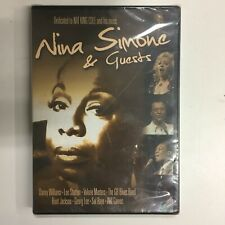 Nina Simone and guests dedicated to Nat King Cole DVD NEW Packed c30