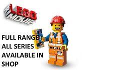 Lego hard hat emmet lego movie series unopened new factory sealed