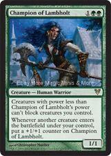 Avacyn Restored ~ CHAMPION OF LAMBHOLT rare Magic the Gathering card