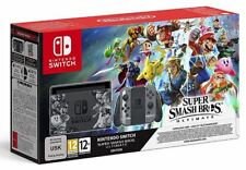 Nintendo 2500646 - Switch HW Super Smash Broultimate Bun