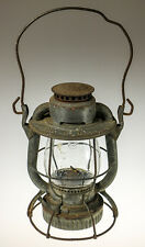 Railroad Lantern Antique New York City Line Deitz Vesta Lantern