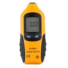 Portable Digital Microwave Leakage Radiation Detector Meter Leaking Tester L0M1
