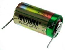 4lr44 6v Alcalinas Alarma Batería Con Pines