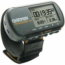 Garmin FORERUNNER 101 GPS Reloj monitor de velocidad/distancia