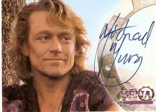 Xena Season two Series 2 Topps autograph A6 Michael Hurst as Iolaus