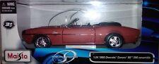 Maisto ~ Special Edition ~ 1968 Chevrolet Camaro SS 396 Convertible ~ 1:24