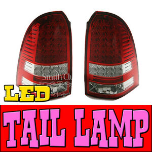 LED Rear Tail Lights Assembly For 06 07 08 09 10 11 12 Ssangyong Actyon Sports