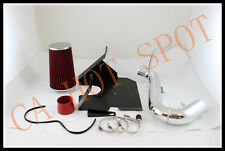 05 06 07 08 09 Ford Mustang 4.0L V6 COLD AIR INTAKE SYSTEM w/ FILTER - RED