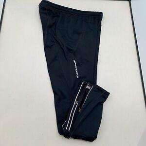 Women's Brooks Running Pants Size S Equilibrium Technology Black