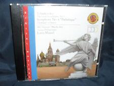 """Tchaikovsky – Symphony No. 6 """"Pathétique"""" - Lorin Maazel/co/VP"""