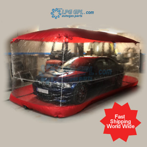 Car Bubble Indoor Air Bubble Inflatable Car Cover 4.7 x 2.1 x 1.7 CarCoon Cacoon