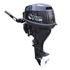 Orca Yamaha 15hp Outboard Engine Motor 4 Stroke New