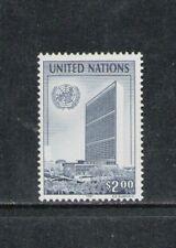 ONU/UNITED NATIONS NEW YORK 1991 MNH SC.592 Headquartes N.Y.
