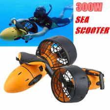 300W Electric Sea Scooter Dual Speed Underwater Propeller Diving Pool Scooter