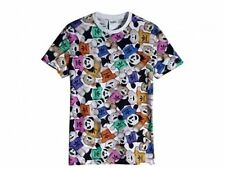 $150 Adidas Originals Jeremy Scott Teddy Bear Multi-color Colorful Tee T-shirt L
