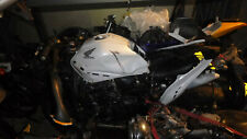 Honda CBR 650 2011 Engine Bolt Breaking Complete Bike