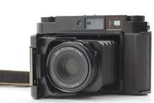 【Almost UNUSED】 Fujifilm Fuji GF670 Professional Black Camera From Japan #658