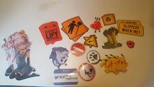 "50 Custom Waterproof Diecut Vinyl stickers - 3"" Size -  Use your own Artwork!"