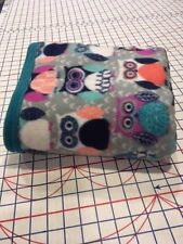 Custom-Sewn Weighted BIG KID/Lap Therapy Blanket for Sensory SI ADHD Anxiety
