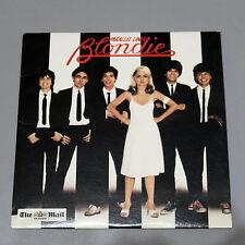 Blondie Parallel Lines Cd Album + 3 Bonus Tracks from Panic of Girls