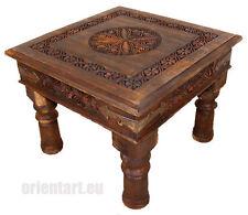 Markenlose Möbel im Kolonialstil fürs Wohnzimmer