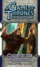A Game of Thrones LCG - Called by the Conclave (New)