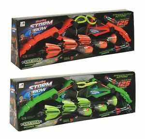 Super Bow Archery for Kids Air Storm  Bow125 Feet of Flying Fun with Wistle1020