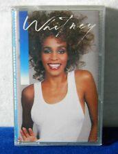"""Whitney Houston """"Whitney"""" 11 track 1987 CASSETTE TAPE NEW!!"""
