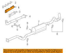 GM OEM-Exhaust Manifold 12624683