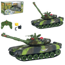 XXL Ferngesteuerter Panzer RC sehr groß Tank Panzer Kinder Spielzeug Geschenk