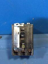 Square D Qob3100 100A 240V 3P 1Oka Circuit Breaker