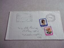 SCARCE COOK ISLANDS  POSTAGE DUE Cover To New Zealand - Ex A.R. Burge NZ Stamps