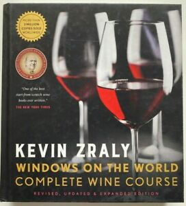 2019 Kevin Zraly Windows On The World Complete Wine Course Revised & Updated Ed
