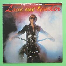 """LP WOJCIECH GASSOWSKI LOVE ME TENDER WIFON 024 ROCK ROLL 12"""" VINYL SCHALLPLATTEN"""