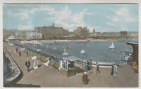 Sussex (East) postcard - Brighton from West Pier