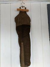 Filson Garment made in USA single briar chap right leg size long