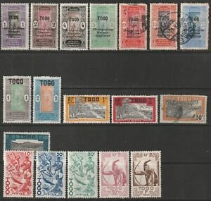 Togo Small Early MM And Used Lot