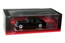 1966 ROLLS ROYCE PHANTOM VI 1/43 PARK WARD BLACK BY TRUE SCALE TSM104329